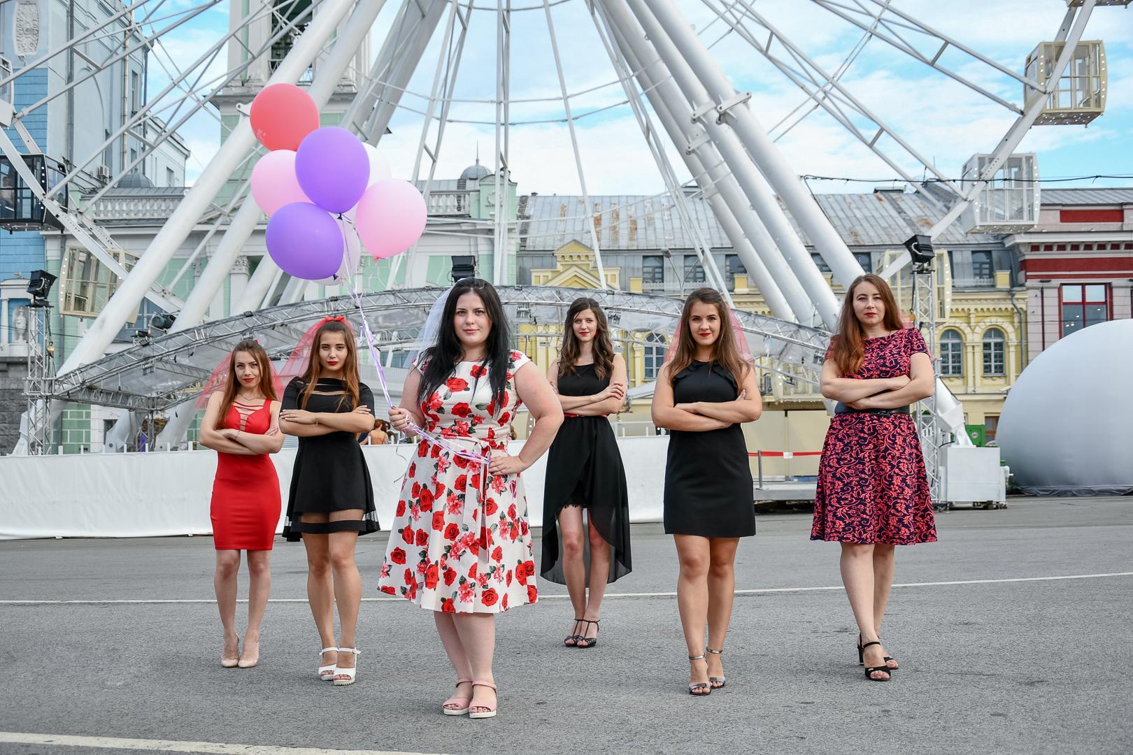 фотосъемка вечеринки и девичника в Киеве
