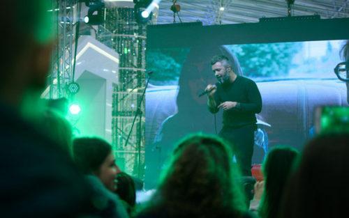 репортажная фотосъемка концертов в Киеве