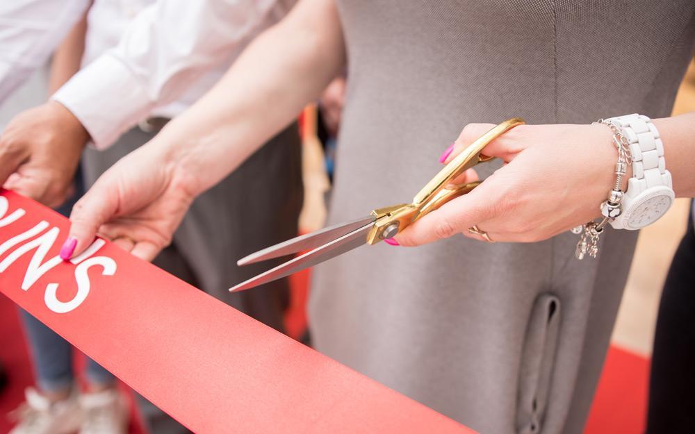фотосъемка открытия магазина Киев