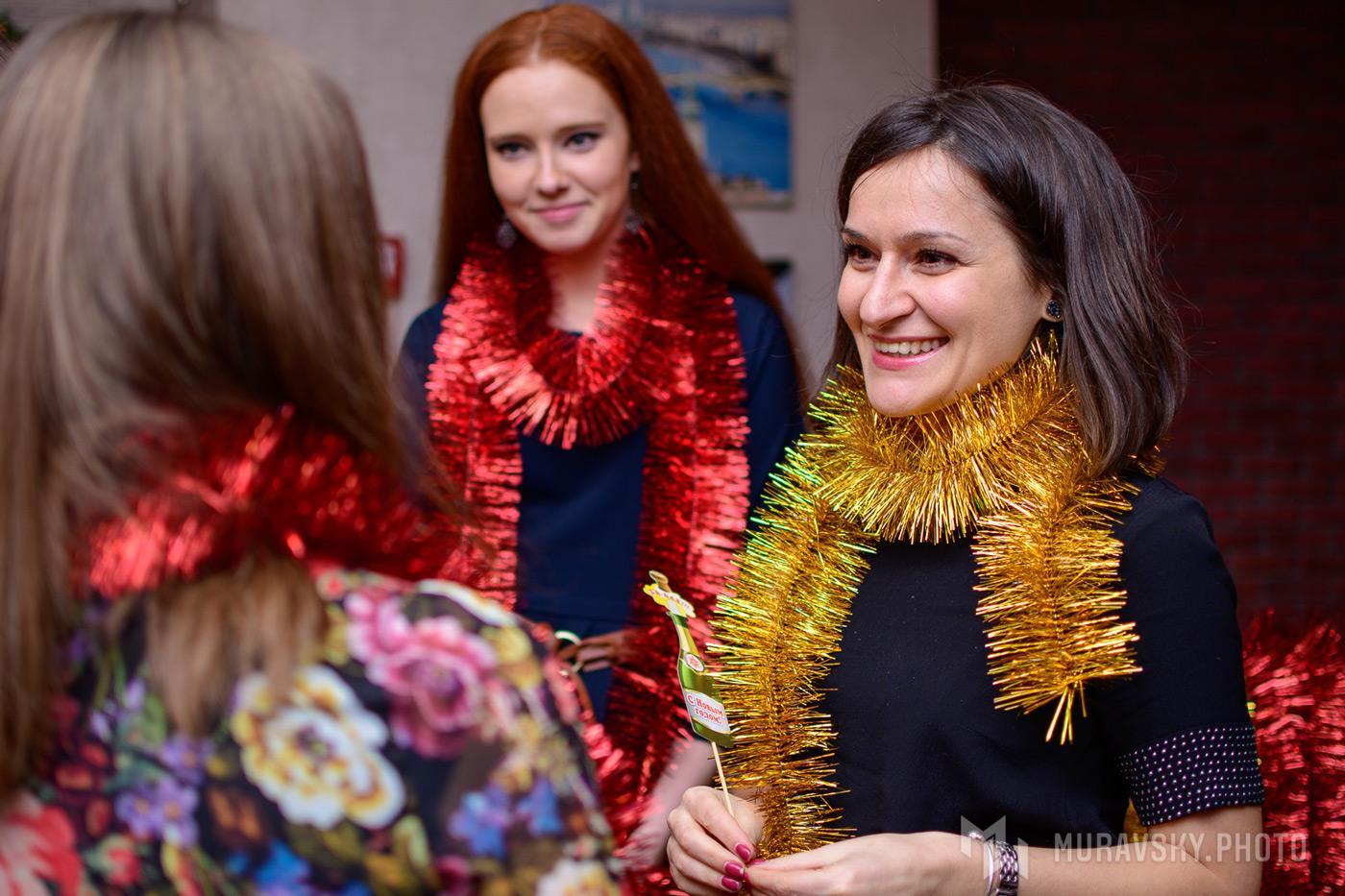 Фотосъемка новогоднего корпоратива 2020. Фотограф на корпоратив